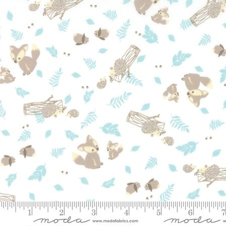 Kate & Birdie Lullaby - Woodland Critters Cloud