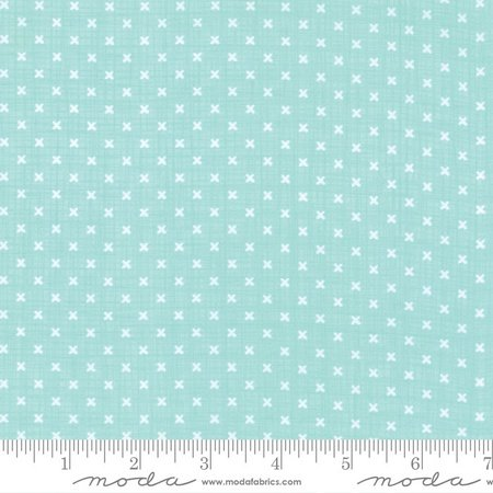 Kate & Birdie Lullaby - Stitch in Aqua