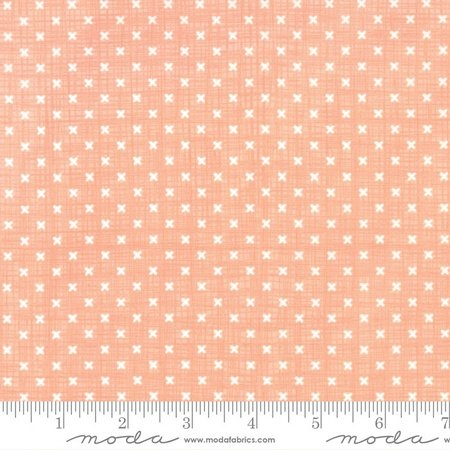 Kate & Birdie Lullaby - Stitch in Peach