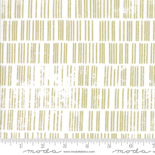 Zen Chic Modern Backgrounds Luster - Scales in White