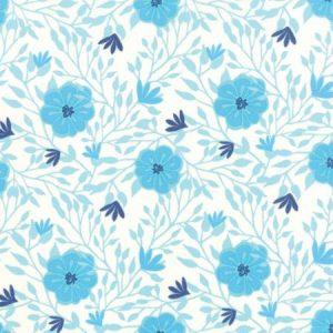Moda Paradiso - Camellia Pearl Blue