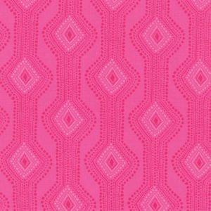 Moda Paradiso - Utopia in Hibiscus Pink
