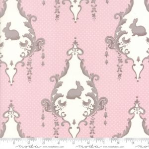 Moda Lily & Will Revisited - Bunnies in Pink