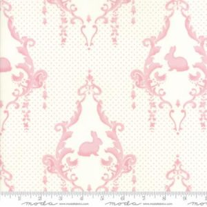 Moda Lily & Will Revisited - Bunnies in Cream Pink