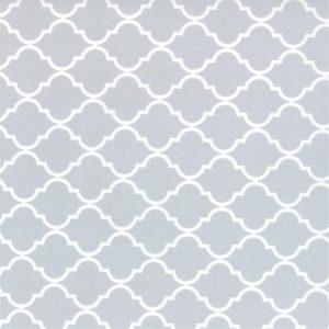 Moda Quattro - Quaterfoil in Grey by Studio M