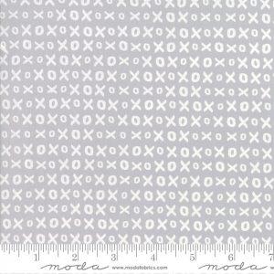 Studio M Whispers - XOXO in Zen Grey