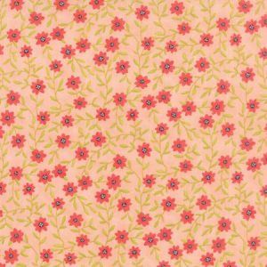 One Canoe Two - Tucker Prairie - Mini Floral in Primrose