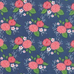 Lella Boutique - Gooseberry Bouquet in Midnight