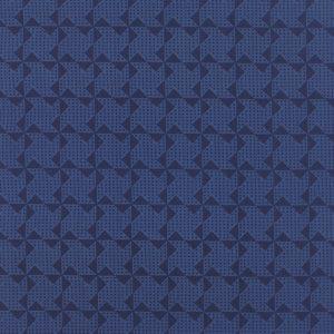 Lella Boutique - Gooseberry Pinwheels in Navy