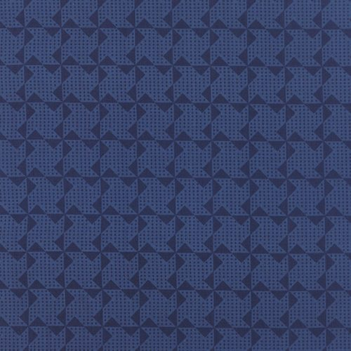Lella Boutique - Gooseberry Pinwheels in Navy