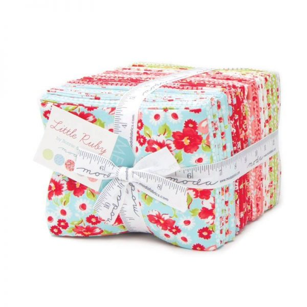 Moda - Bonnie & Camille - Little Ruby Fat Quarter Bundle