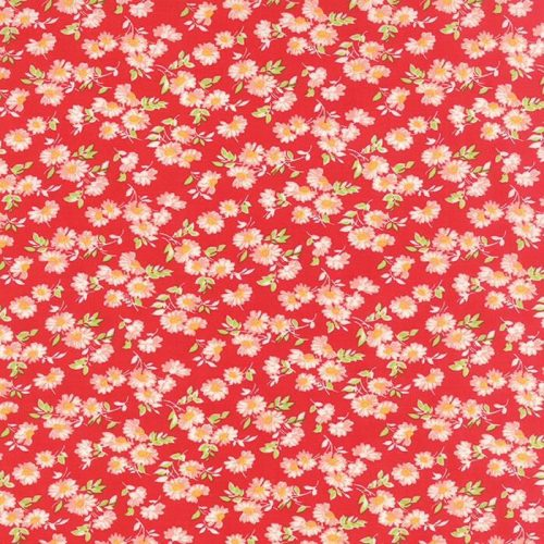Bonnie & Camille Little Ruby - Little Daisy in Red