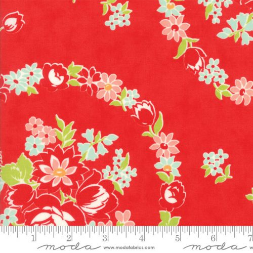 Bonnie & Camille Handmade - June in Red