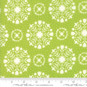 Bonnie & Camille Handmade - Olivia in Green