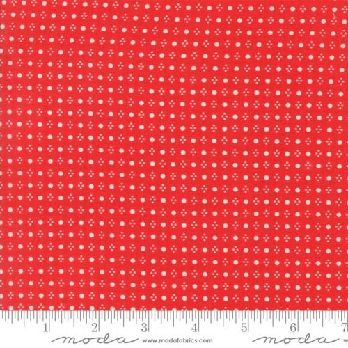 Bonnie & Camille Handmade - Spots in Red