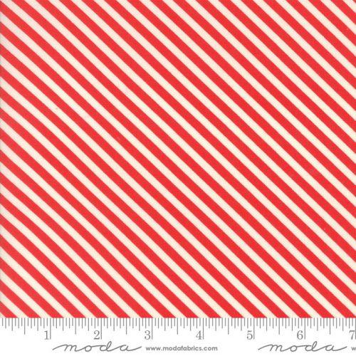 Bonnie & Camille Handmade - Stripe in Red