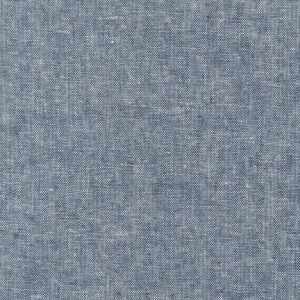 Robert Kaufman - Essex Yarn Dyed LINEN in Indigo
