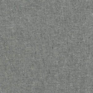 Robert Kaufman - Essex Yarn Dyed LINEN in Graphite