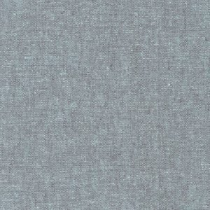 Robert Kaufman - Essex Yarn Dyed LINEN in Shale
