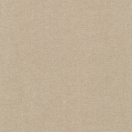 Robert Kaufman - Essex Yarn Dyed Linen Metallic - Oyster