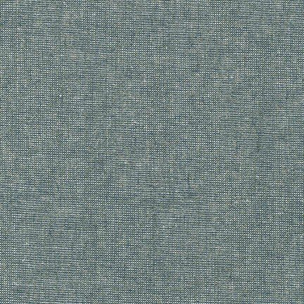 Robert Kaufman - Essex Yarn Dyed Linen Metallic - Storm
