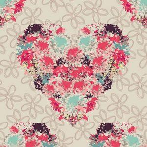 Art Gallery Heart Melodies - Heart fields Always