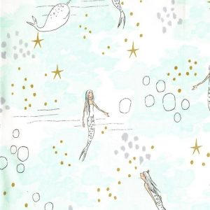 Sarah Jane Magic - Mermaid Magic in Mist