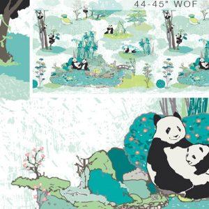 Pandalicious Pandagarden Recess White