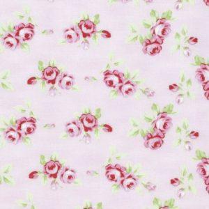 Tanya Whelan Rambling Rose - Rosebuds in Pink