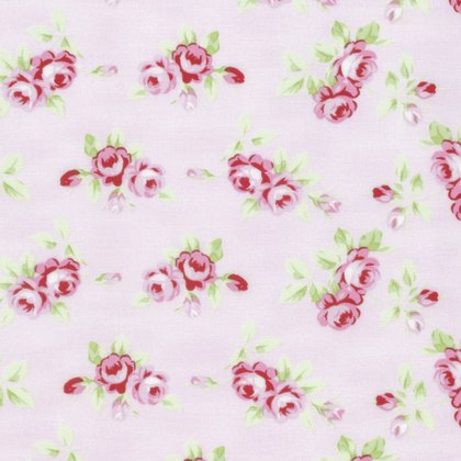 Tanya Whelan Rambling Rose - Rosebuds in Pink