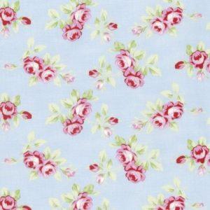 Tanya Whelan Rambling Rose - Rosebuds in Sky