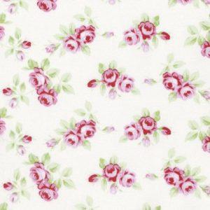 Tanya Whelan Rambling Rose - Rosebuds in White