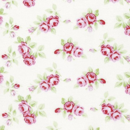 Tanya Whelan Rambling Rose - Rosebuds in White