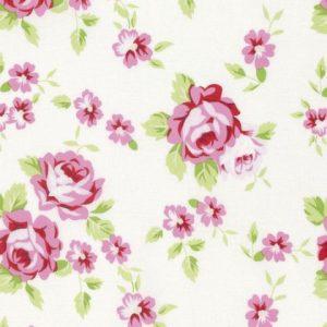 Tanya Whelan Rambling Rose - Happy Rose in White