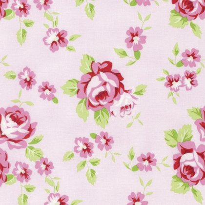 Tanya Whelan Rambling Rose - Happy Rose in Pink