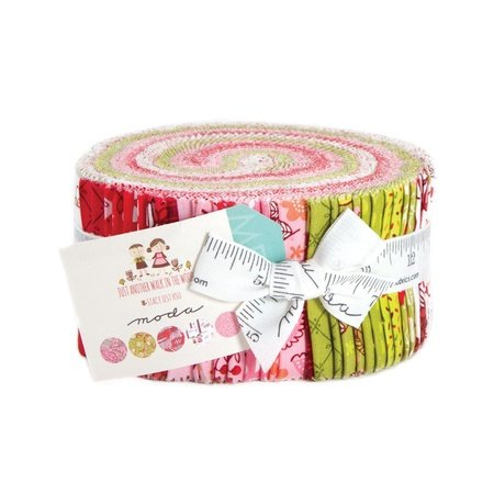 Moda - Stacy Iest Hsu - Just Another Walk in the Woods Jelly Roll