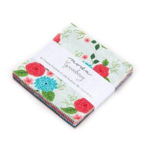 Moda Lella Boutique - Gooseberry Charm Pack