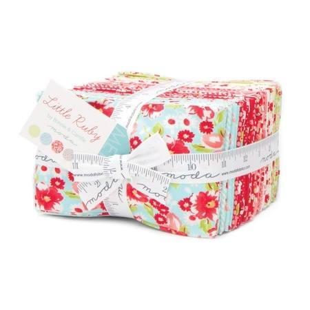 Moda - Bonnie & Camille - Little Ruby Fat Eighth Bundle