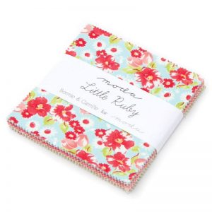 Moda Bonnie & Camille - Little Ruby Mini Charms