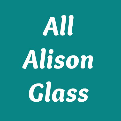 All Alison Glass