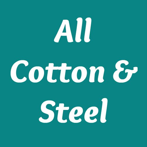 All Cotton & Steel