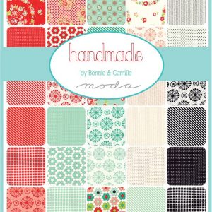 Handmade by Bonnie & Camille for Moda Fabric