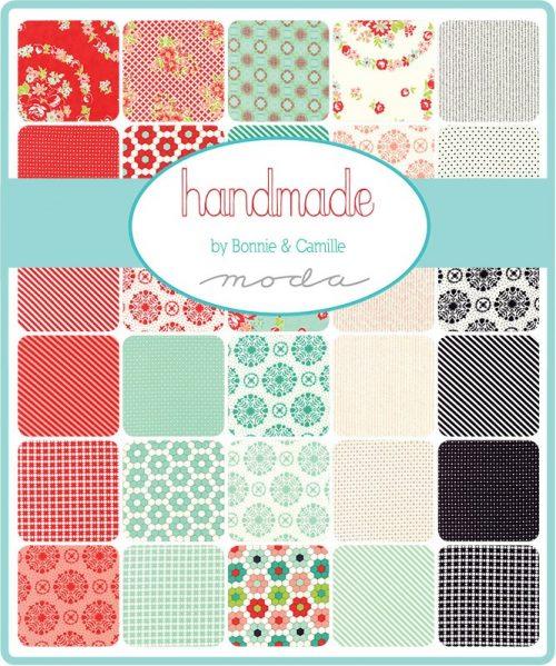 Handmade by Bonnie & Camille for Moda Fabric