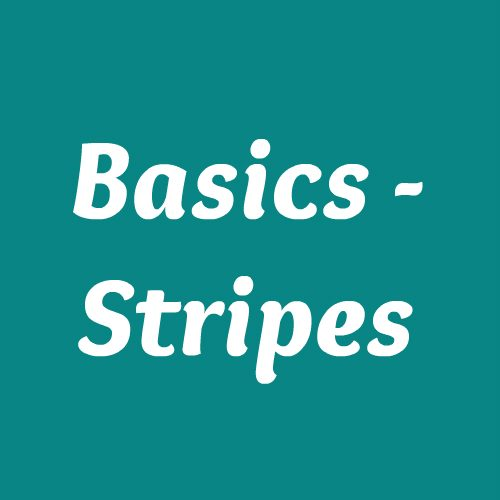 Basics - Stripes
