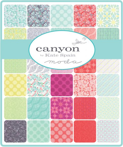 Canyon by Kate Spain for Moda Fabric