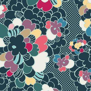 Pat Bravo Dare - Pop Art Winter Flower