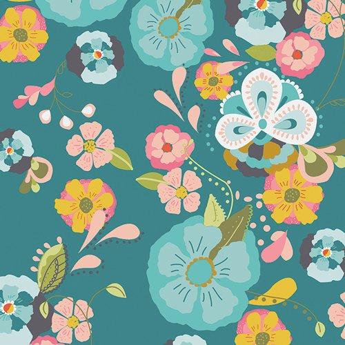 Art Gallery - Emmy Grace - Floral Floats Fresh