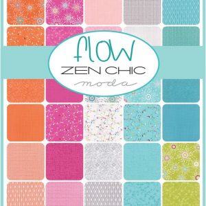 Flow by Zen Chic for Moda Fabric