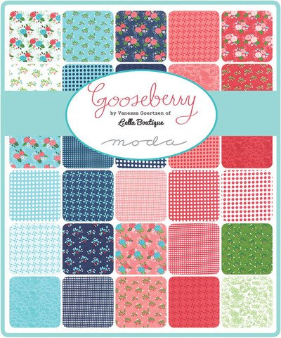 Gooseberry by Lella Boutique for Moda Fabric