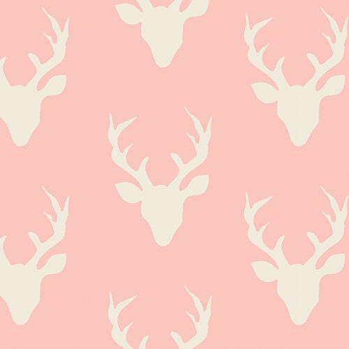 Bonnie Christine - Hello Bear - Buck Forest Pink